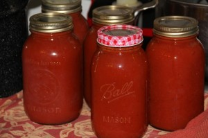 Step By Step Making Tomato Sauce The Easy Way